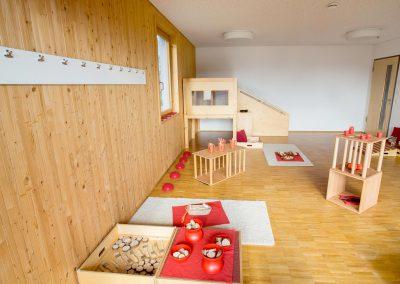Spielzimmer Emmi Pikler Kindergarten Kinderräume